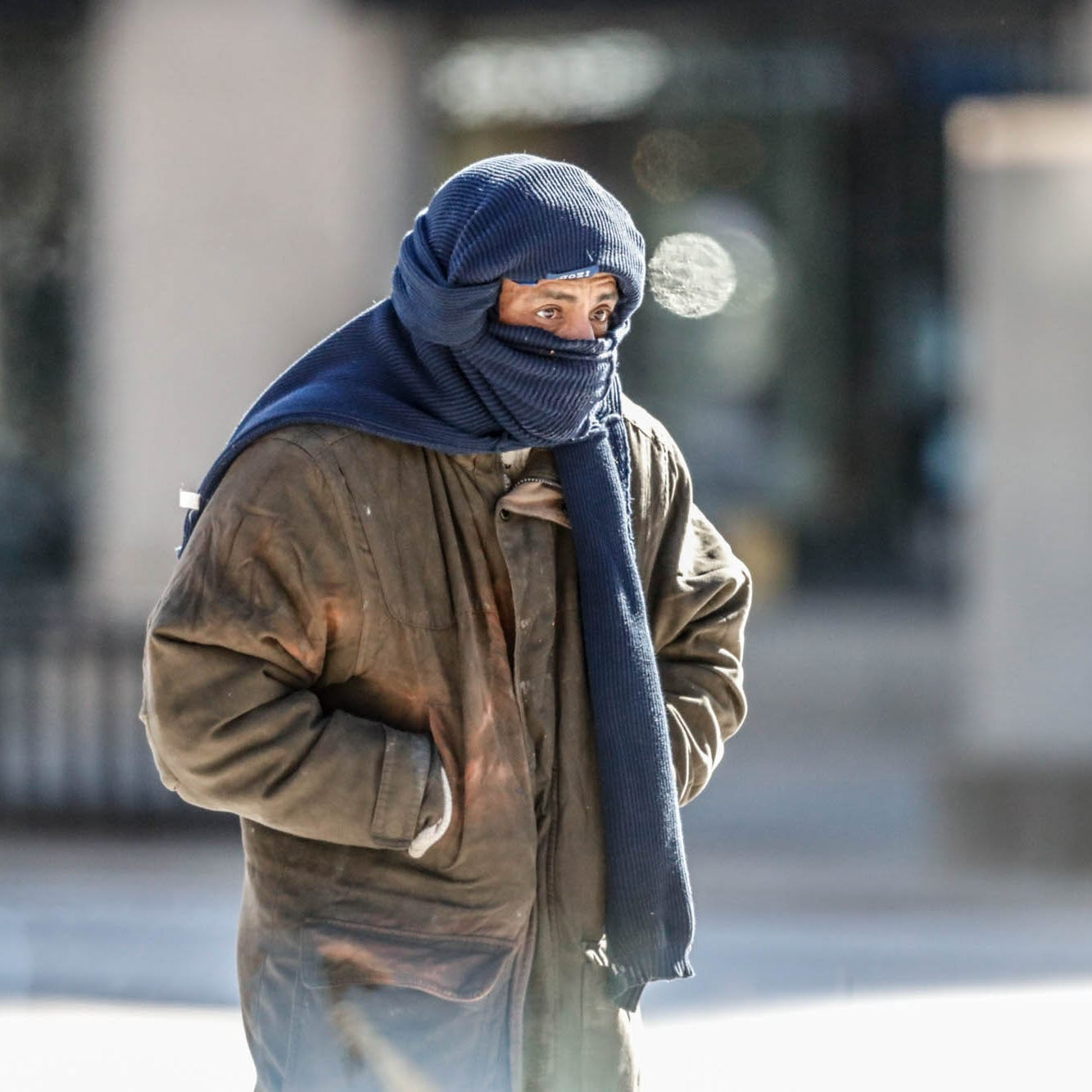 Indianapolis temperatures to rise — slightly — Thursday after extreme cold
