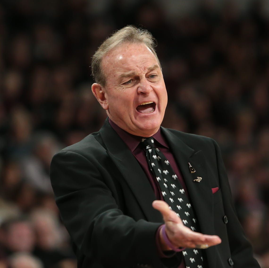 One quality Vic Schaefer wants Mississippi State to display down the stretch