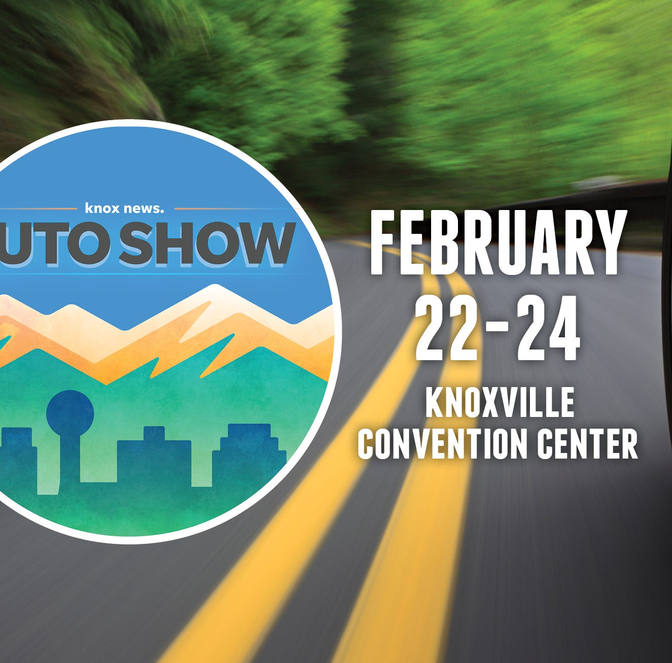 Knox News Auto Show: 5 things to know before you go
