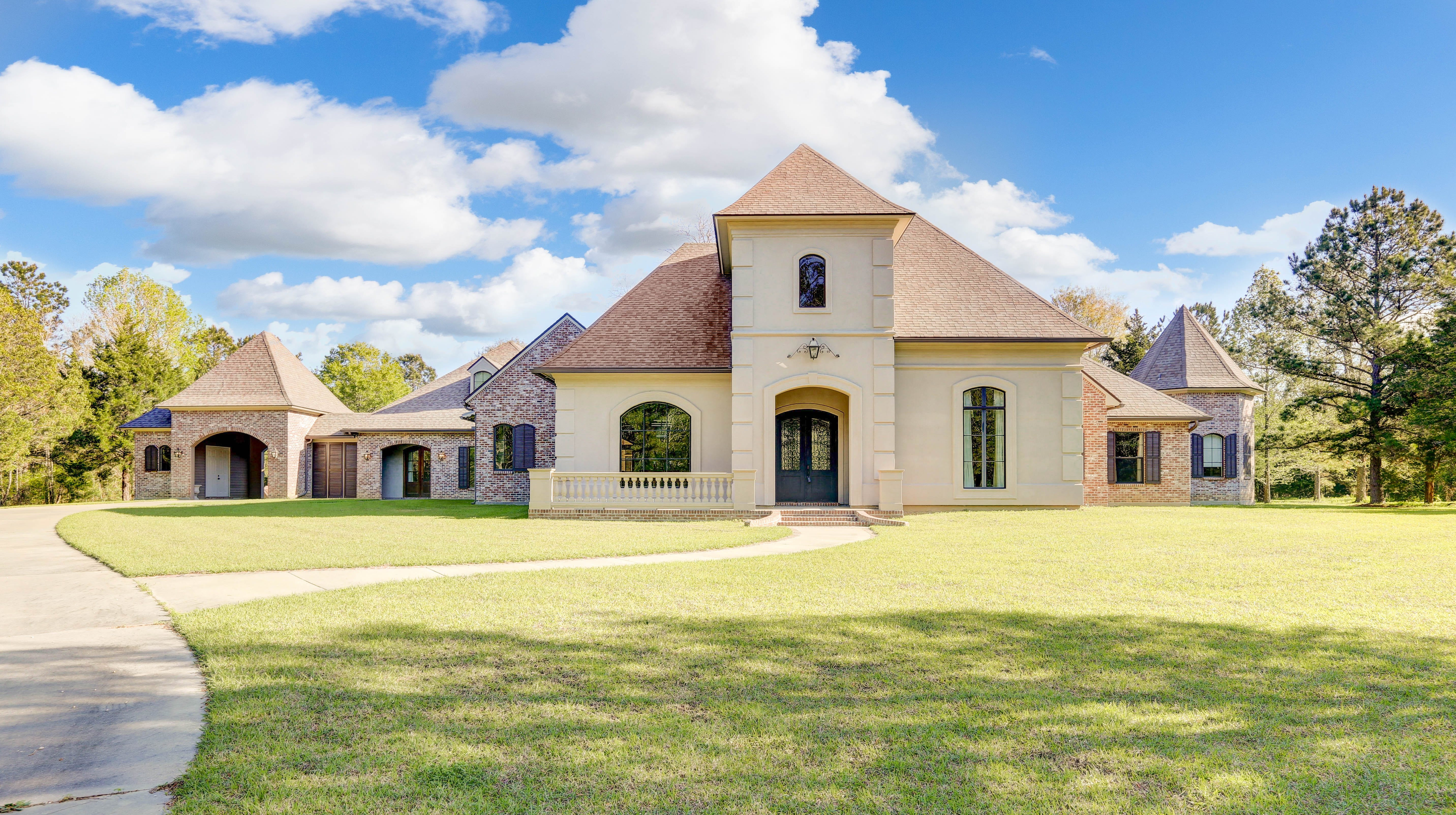 This 5 bedroom, 4 bath home is located at 6137 Hwy 93 in Grand Coteau. It is listed at $1,300,000.