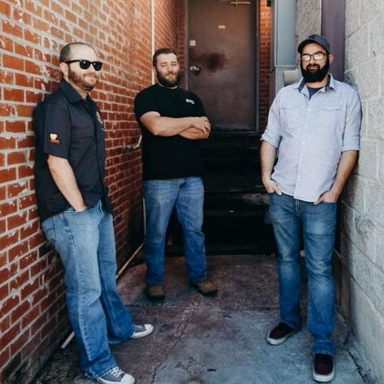 Dr. C & the Gris Gris will perform Friday at the Wurst Biergarten along with The Good Samaritans and Parallel Playlist.