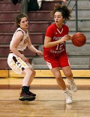 Fairfield Christian Academy's Celeste Mershimer, a four-year starter, will be one of the main cogs in the Knights' hopes of advancing in the upcoming Division IV tournament. FCA has a 21-1 record and reached the regional final in 2018.