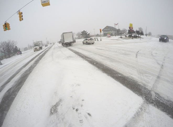 The Village of Pinckney has declared a snow emergency ahead of a weekend storm that's expected to dump 4 to 7 inches of the white stuff on southeast Michigan.