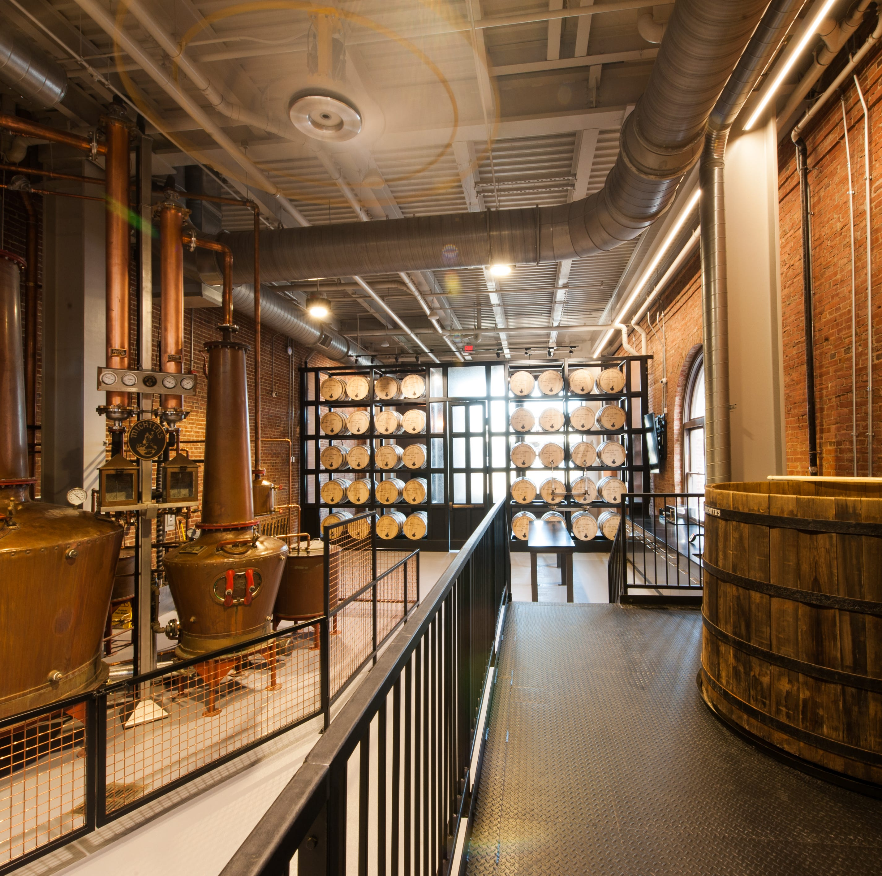 How Michter's Fort Nelson helped start Louisville's distillery boom