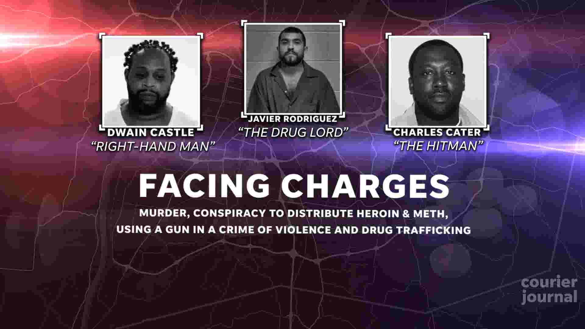 Louisville drug ring linked to a revenge killing and Mexican cartel