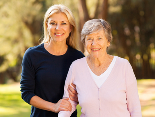 When you're choosing a residential memory care community for your loved one, look for one that has fewer residents per staff member.