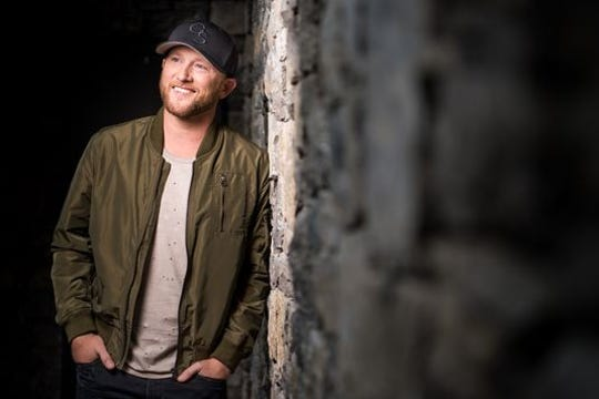 Cole Swindell, a country music star, will headline the Common Ground Music Festival in Lansing in June.