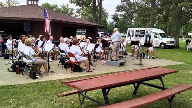 After its summer concert series was canceled last year due to COVID-19, The Marion Concert Band is back in action and ready with a full slate of bands and artist to perform at McKinley Park this year.
