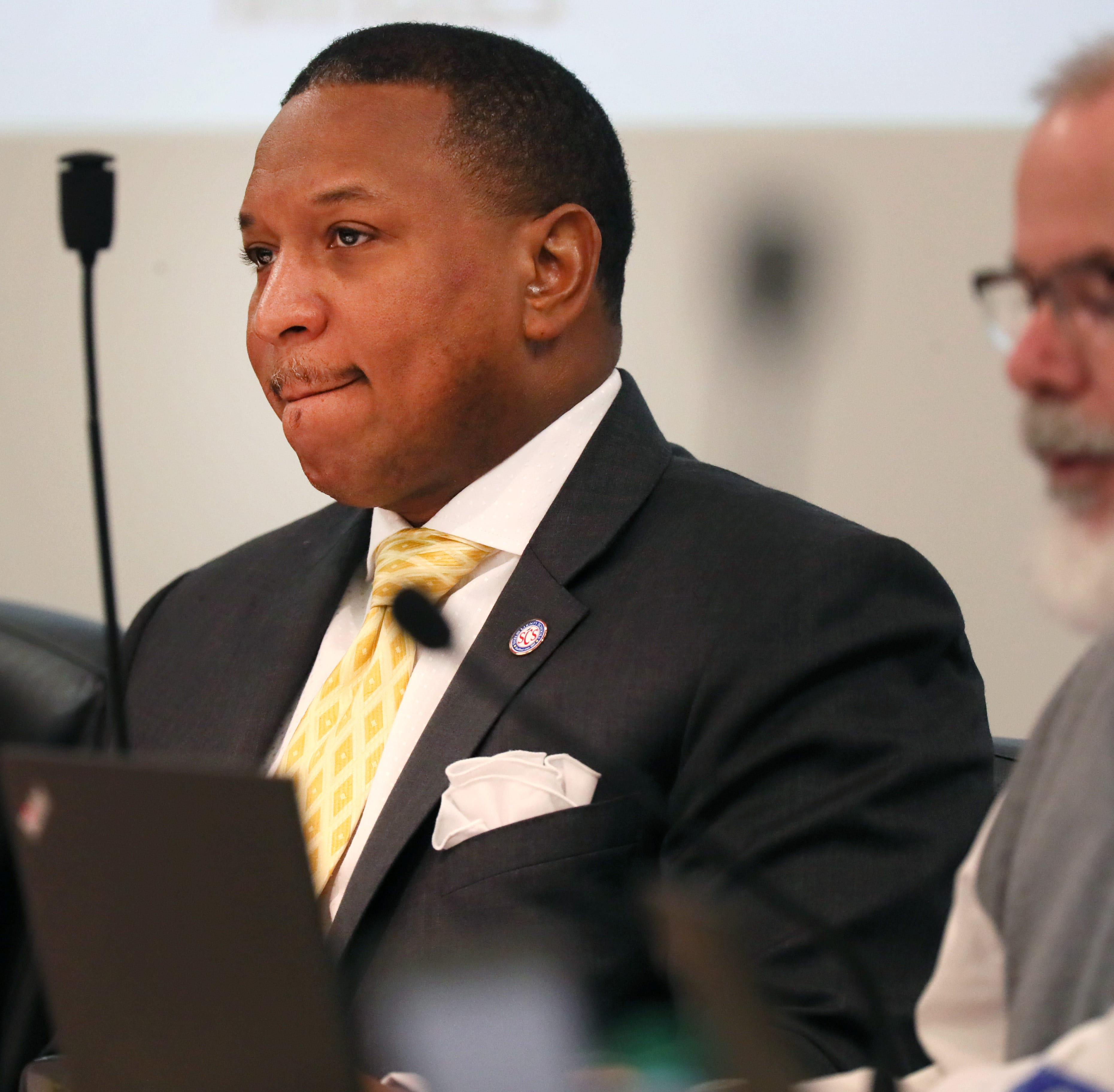 SCS Superintendent Joris Ray investigated amid sexual harassment claims, findings released