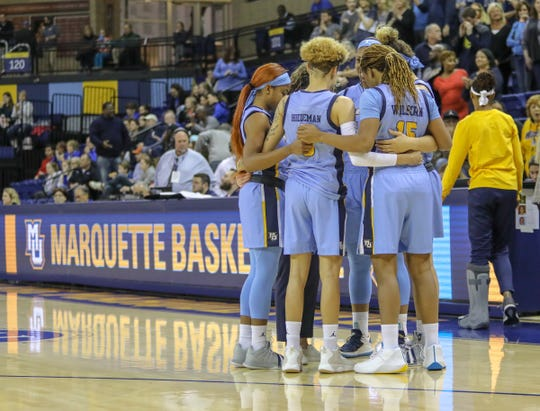 The Marquette Golden Eagles lost on the road on Friday night.