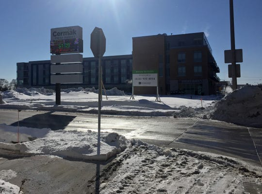 Summit Credit Union's first full-service Milwaukee branch is planned for Freshwater Plaza, a mixed-use development east of South First Street and north of East Greenfield Avenue.