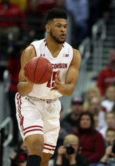 Charles thomas had five points, three rebounds and a block in six minutes against Nebraska.