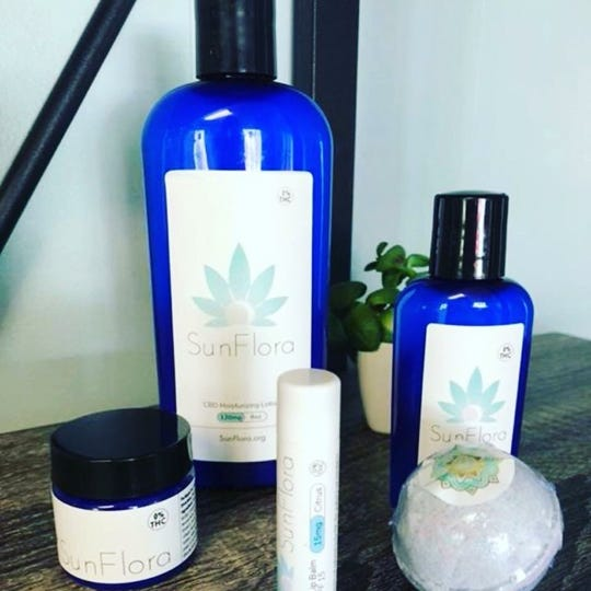 Your CBD Store owner Candice Hapitana said her operation will have a spa-like atmosphere. The store is opening in Menomonee Falls.