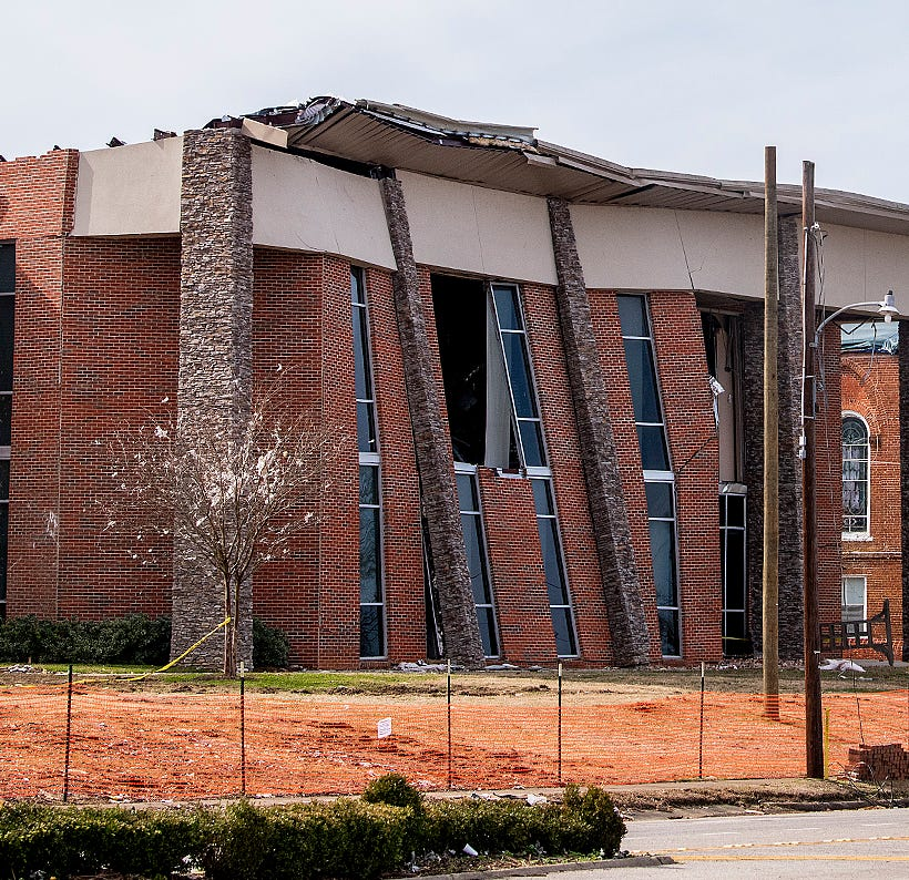 Wetumpka's First Baptist Church votes to return $25K rebuilding donation from Wind Creek Casino