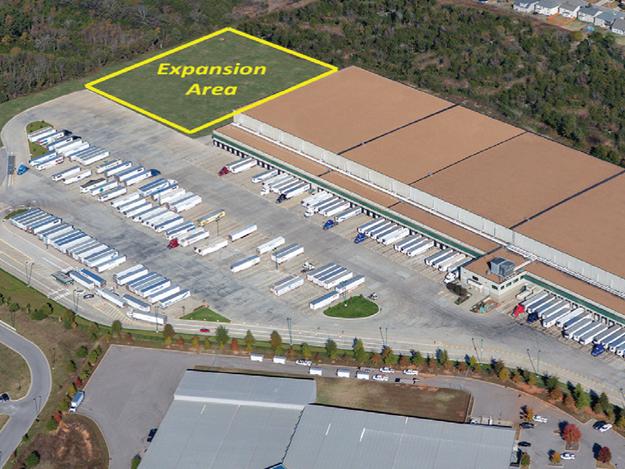 Interstate Warehousing expanding, adding 50 jobs in Murfreesboro
