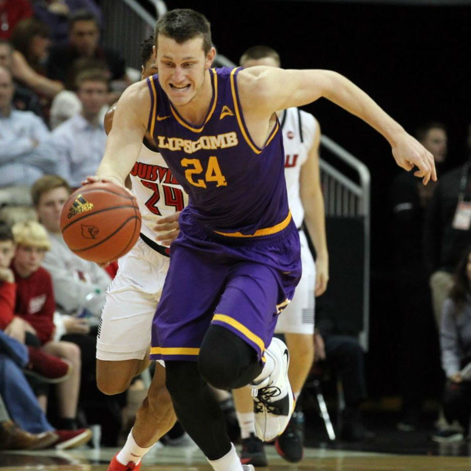 Garrison Mathews is Lipscomb's scoring sensation heading into NIT Final Four vs. Wichita State