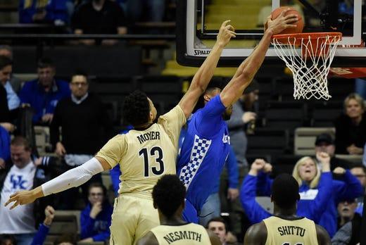 Uk Basketball: Vanderbilt Basketball: Bryce Drew Battles 'rogue' Plays Vs