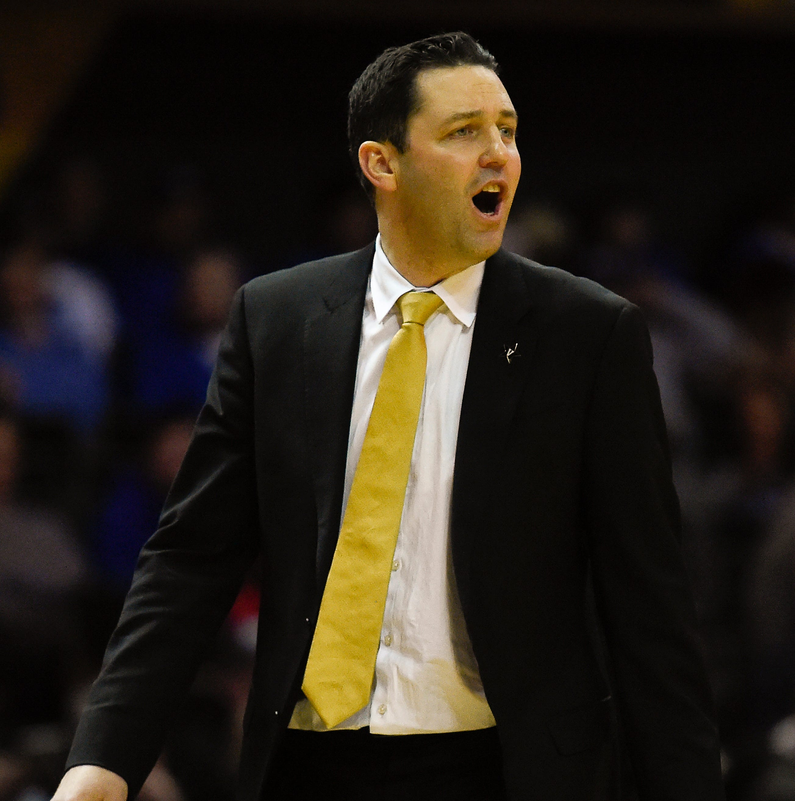 Vanderbilt basketball coach Bryce Drew reacts to firing in his first tweet