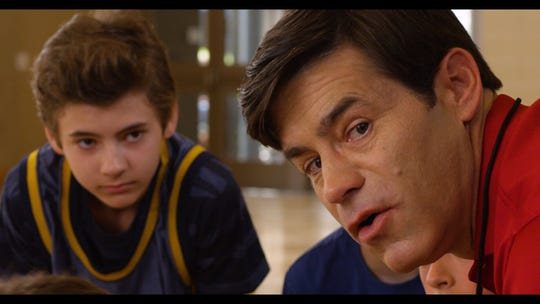 Voice of the Titans Mike Keith plays a middle school basketball coach in the recently-released movie Cecil.