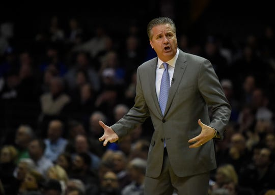 """Kentucky head coach John Calipari is all business on the court. But he's also a proud dad, tweeting about his daughter Erin, a principal investigator at the Vanderbilt Center for Addiction Research: """"She's trying to bring light to a serious problem in our country. She's on a great path to having an impact to improve lives."""""""