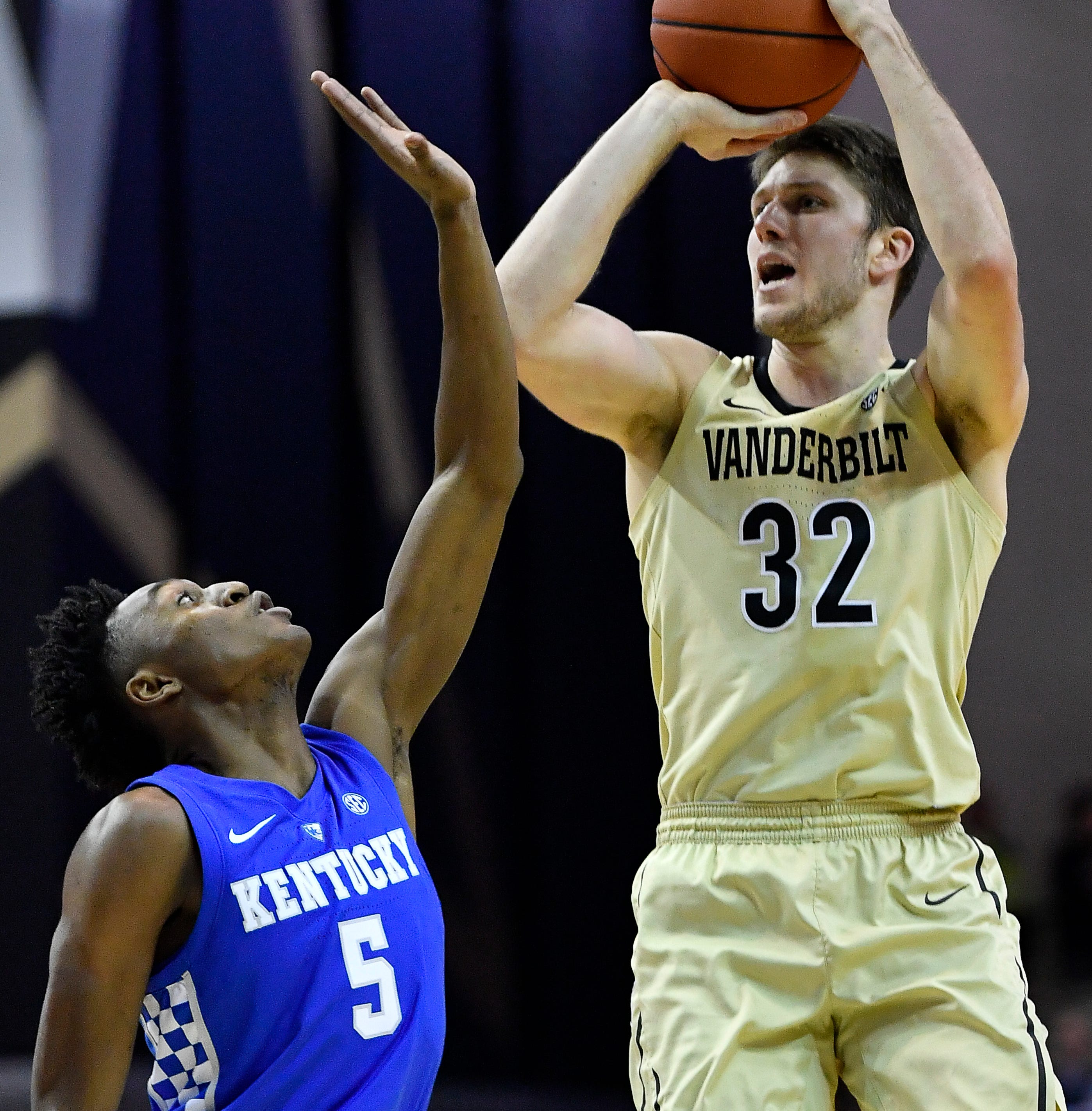 Vanderbilt basketball: Matt Ryan transfers to Chattanooga, trims Jerry Stackhouse's first team