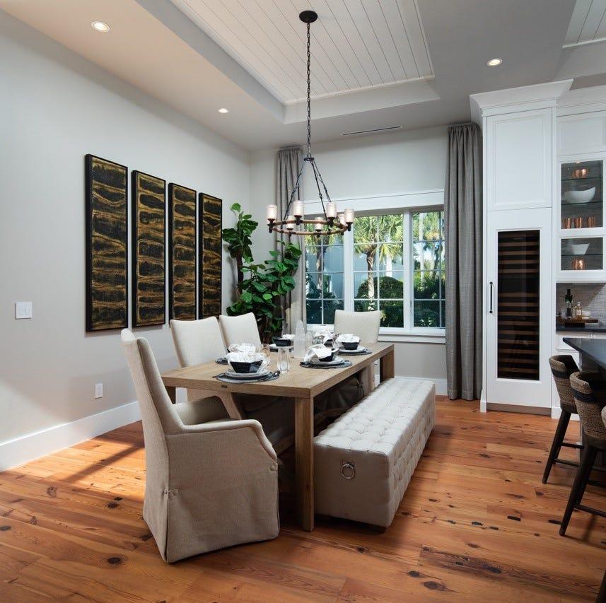 Clive Daniel Home installs home interiors for Lotus Construction