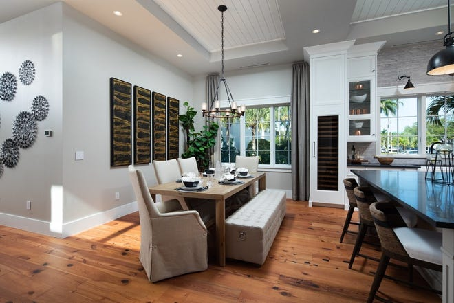 Clive Daniel Home installed the home interior on 760 Park Street.