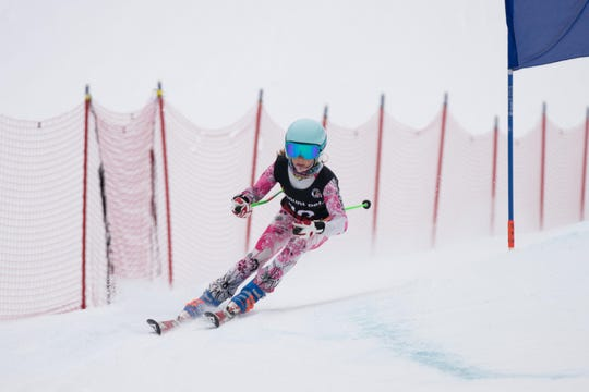 Jane Hourihan of Wyckoff won the season's opening race at Mount Peter Ski Area in Warwick, New York.