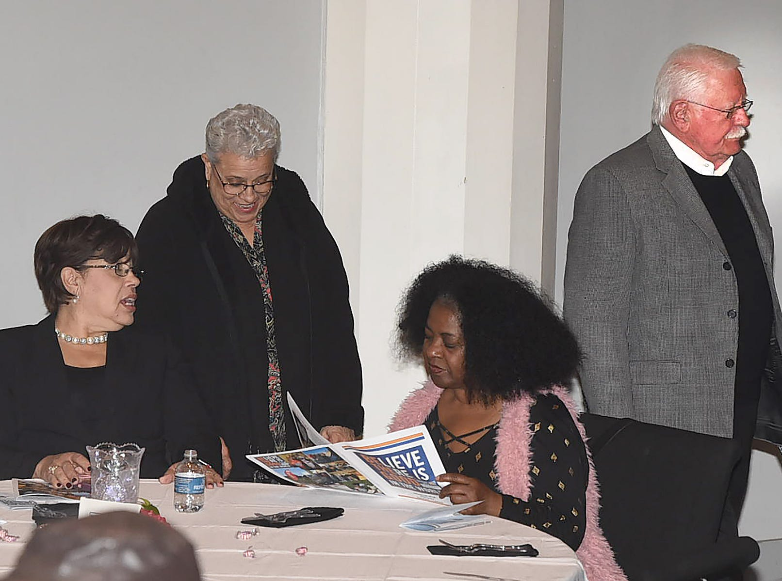 The St. Landry-Evangeline United Way annual awards banquet was held Tuesday at the Delta Grand in Opelousas.