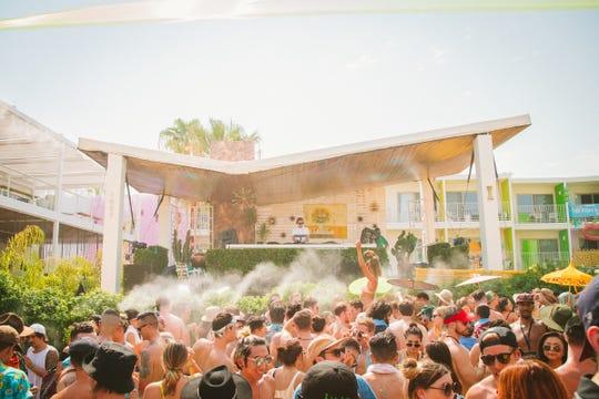 Splash House in August 2018