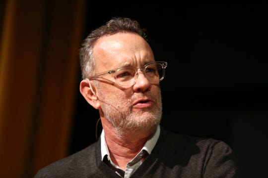 Tom Hanks will make a May 23 visit to Indianapolis Motor Speedway.