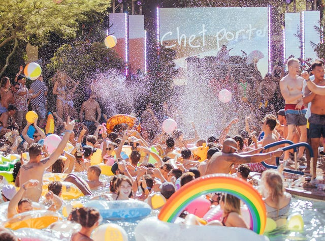 Palm Springs area things to do: Upcoming pool parties, shows