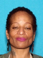 Latasha Dove is accused of  abducting her daughter after pepper spraying a social worker, Indio police say.