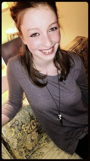 Aerin Marie Waldroup, 15, was reported missing Monday and was located by authorities Thursday.