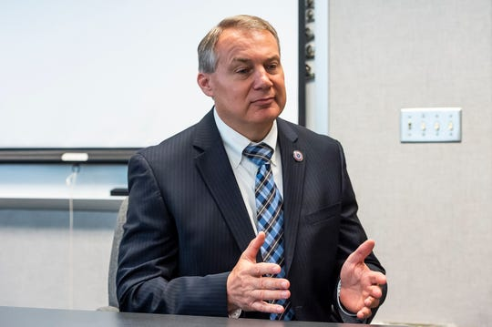 Dr. Russell Greenholt, who became the superintendent of Conewago Valley School District in 2015, envisions the Colonial Career and Technology Center as an outlet for students who decide college is not in their post-graduation plans.