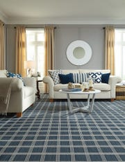 Carpet is making a comeback, but this time around, it's driven more by style and design than just practicality.