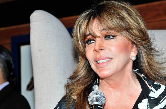 Vero regresa Televisa, donde iniciara su carrera hace 50 años.