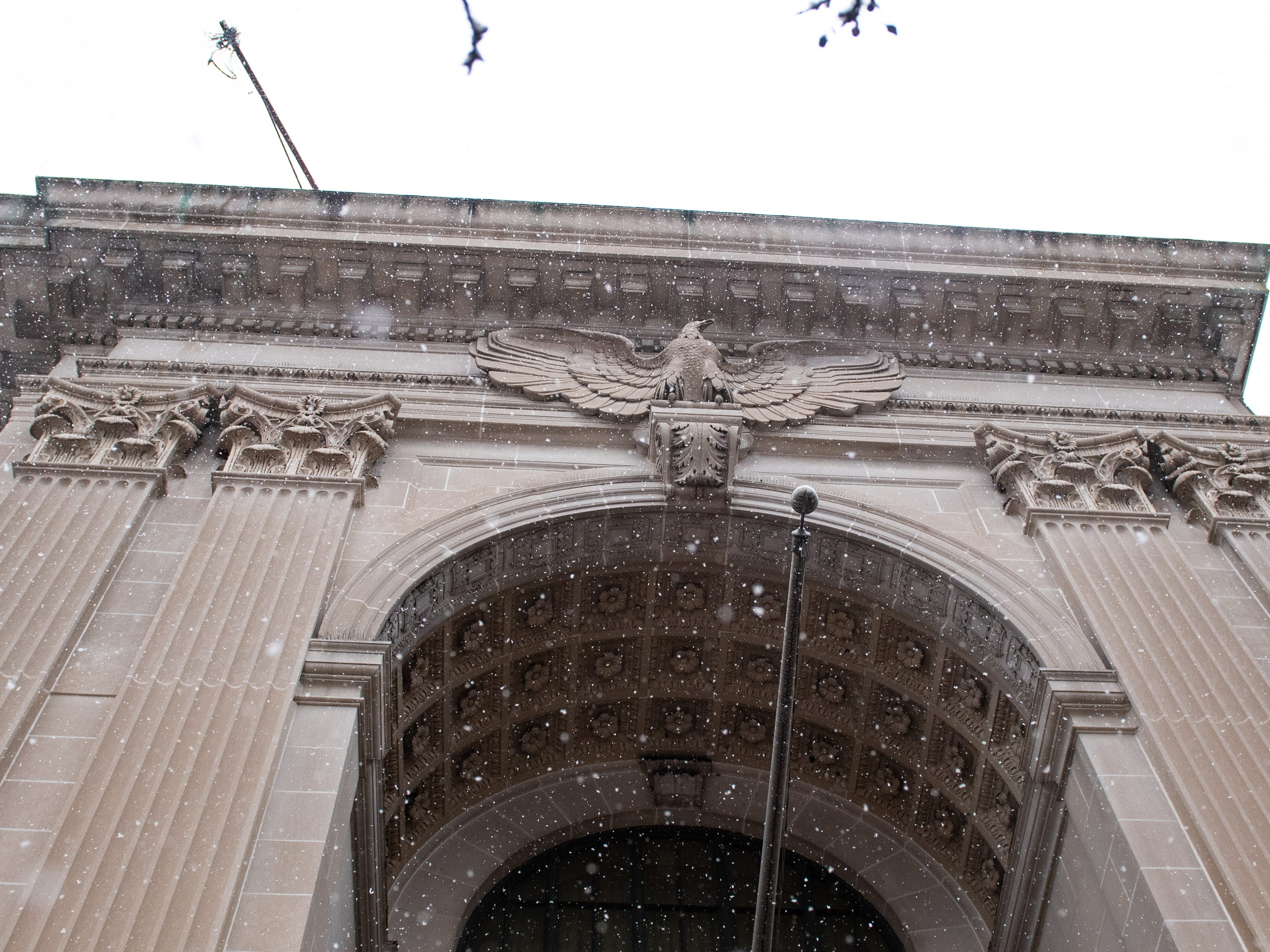 """""""The Treasury"""" will be at the site of the former Citizens Bank property at Continental Square, January 29, 2019."""