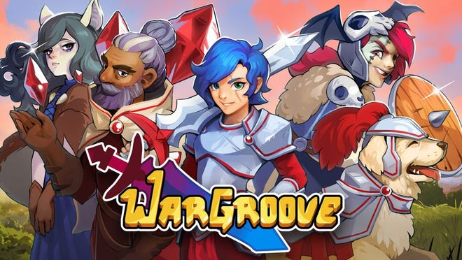 Turn-based tactical RPG Wargroove.