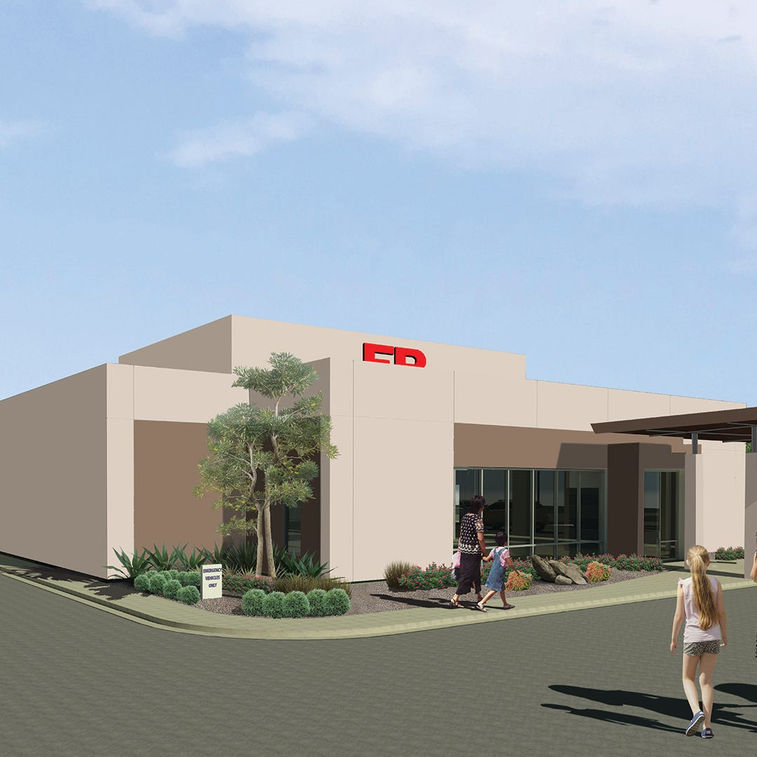 Northwest Reno to get Biggest Little City's first freestanding ER as NNMC breaks ground