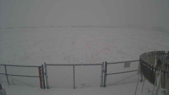 Snow in Batavia
