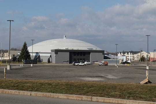 The Dome Arena, the Dome Center, the Roc Dome Arena. By any name, the unique facility in Henrietta has been renovated and hopes to become more of a major player on the Rochester sports and entertainment scene with the hiring of long-time Blue Cross Arena GM Jeff Calkins.
