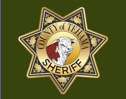 Tehama County Sheriff's Office logo