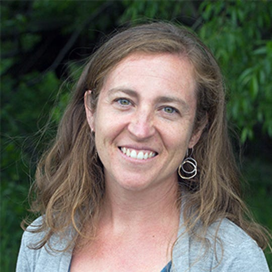 Kelly Pohl, a wildfire researcher with Headwaters Economics in Bozeman, Montana.