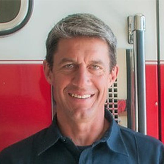 Doug Green, a fire inspector and wildfire mitigation manager for the Bend Fire Department and the safety manager for the Sisters-Camp Sherman Fire District.