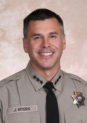 Marion County Sheriff Jason Meyers