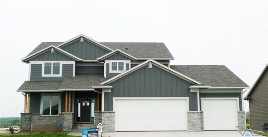 This 3,509-square-foot home, located at 905 S. Buckeye Ave. in The Grasslands at Arbor's Edge development in east Sioux Falls, topped our home sales list for the week ending Dec. 14, selling for $557,000.