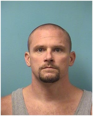 James William Graham, 39, charged with  felony first-degree drug sale and possession/use of tear gas compound.