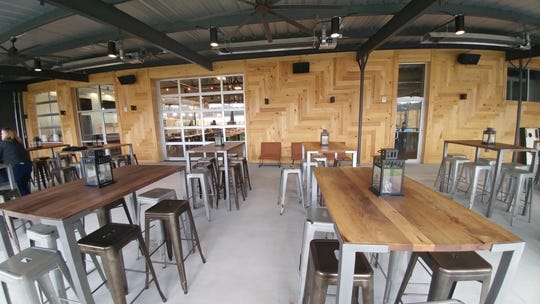 Proof Brewing Company will hold a soft opening at its new site from noon to midnight Friday, Saturday and Sunday. The new location offers a full-service restaurant, expanded tasting room and beer garden, covered outdoor space, gaming area, gift shop and private event space.