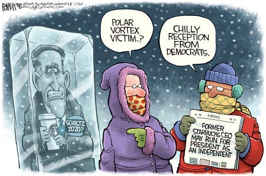 Polar vortex?